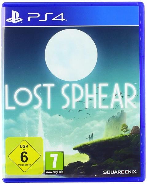 Lost Sphear [PS4] ITA/ESP