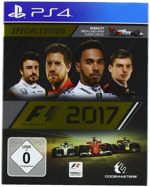 F1 2017 Special Edition [PS4]