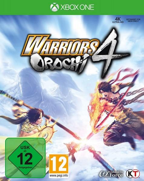 Warriors Orochi 4 [XBoxOne] ITA