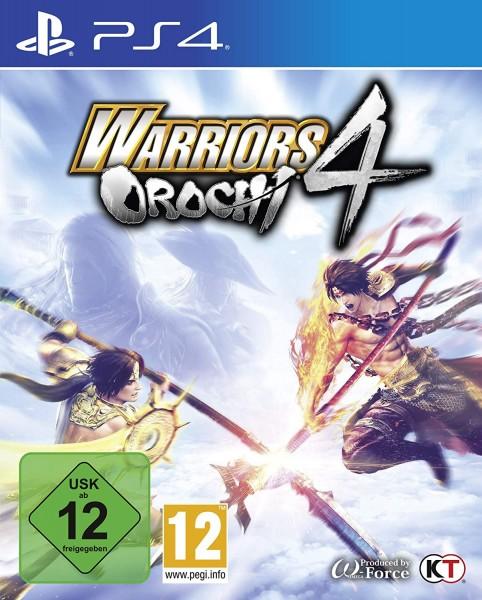 Warriors Orochi 4 [PS4]