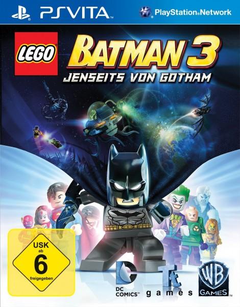 LEGO Batman 3 - Jenseits von Gotham [PS Vita]