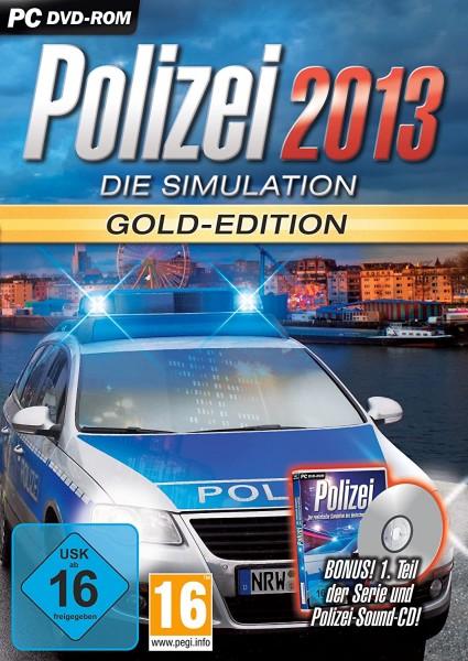 Polizei 2013 Die Simulation Gold Edition [PC]