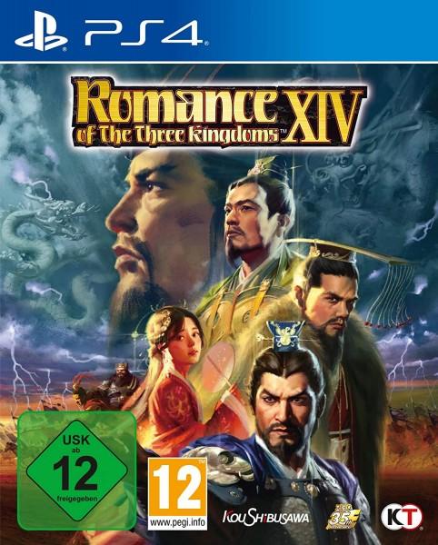 Romance of the Three Kingdoms XIV [PS4]