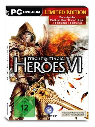 Might & Magic Heroes VI Limited Edittion [PC]
