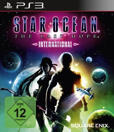 Star Ocean - The Last Hope [PS3]