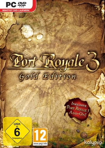 Port Royale 3 Gold Edition [PC]
