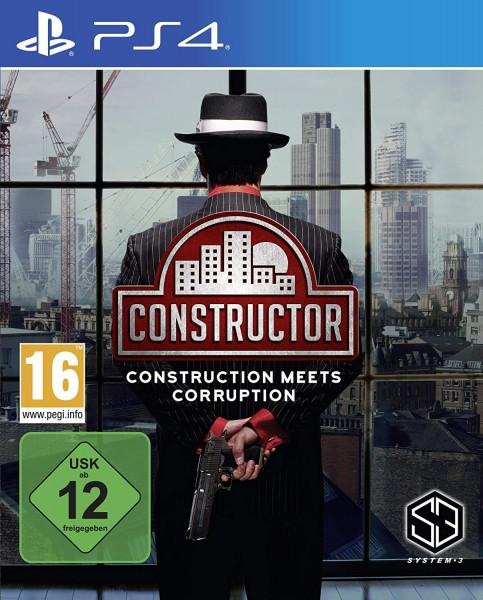 Constructor [Playstation 4]