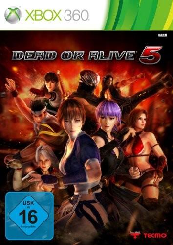 Dead or Alive 5 [XBox360]