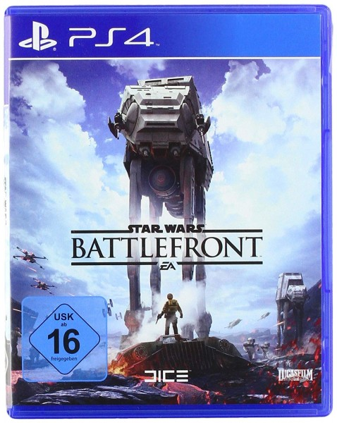 Star Wars Battlefront PlayStation 4
