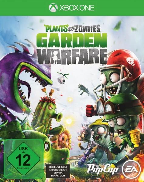 Plants vs. Zombies Garden Warfare Deutsche Version [XBOXOne]