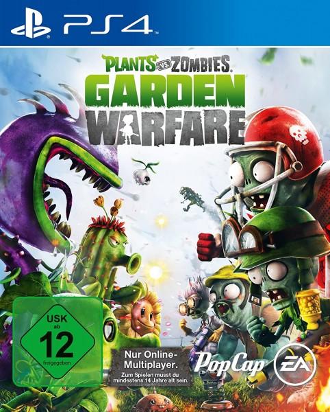 Plants vs. Zombies Garden Warfare Deutsche Version [PS4]