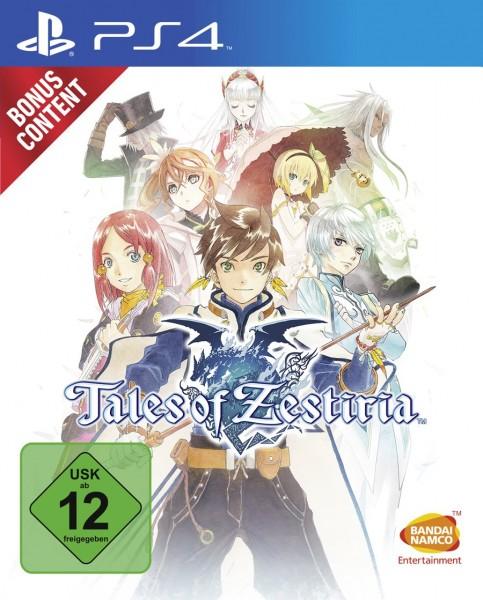 Tales Of Zestiria Sony [PS4]