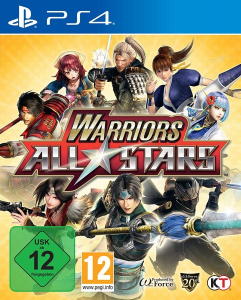 Warriors All Stars - [Playstation 4]