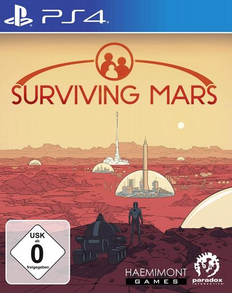 Surviving Mars [Playstation 4]