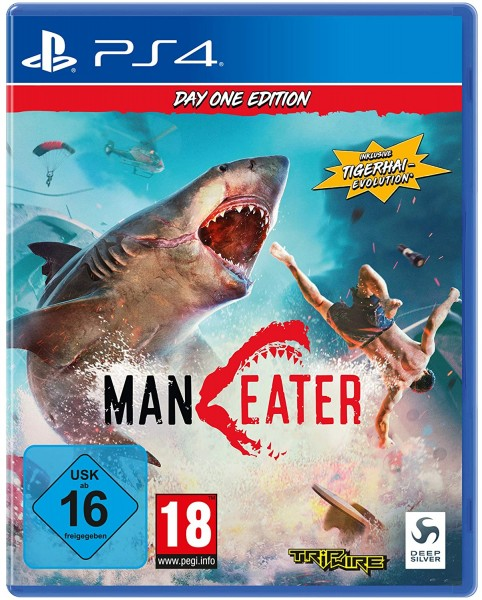 Man Eater Day One Edition [PS4]