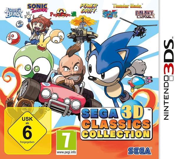 Sega 3D Classics Collection [3DS]