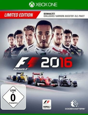 F1 2016 Limited Edition [XboxOne]
