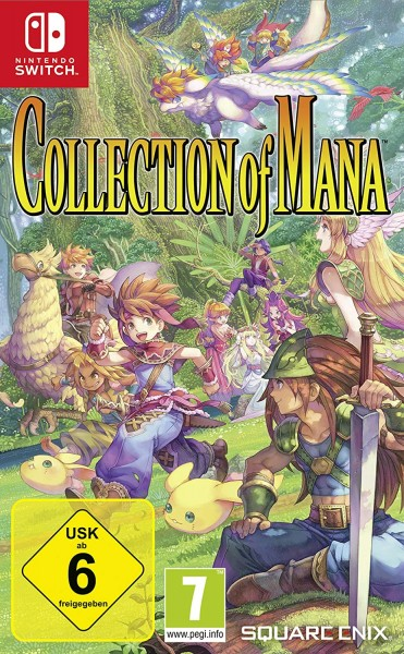 Collection of Mana [Nintendo Switch]