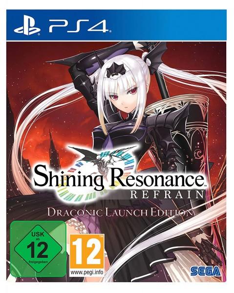 Shining Resonance Refrain Draconic Launch Edition [PS4]