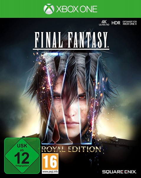 Final Fantasy XV Royal Edition [XBoxOne] ITA