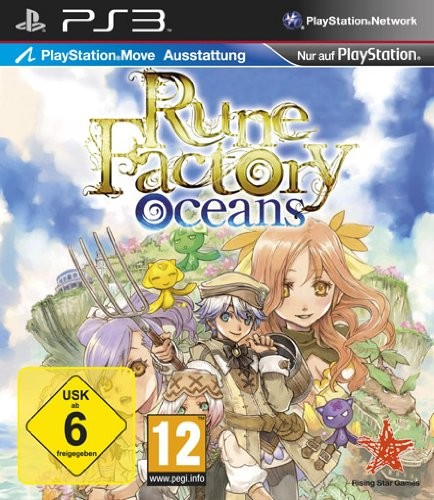 Rune Factory: Oceans [PS3]