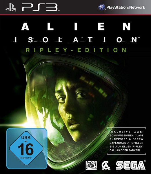 Alien: Isolation - Ripley Edition - [PlayStation 3]
