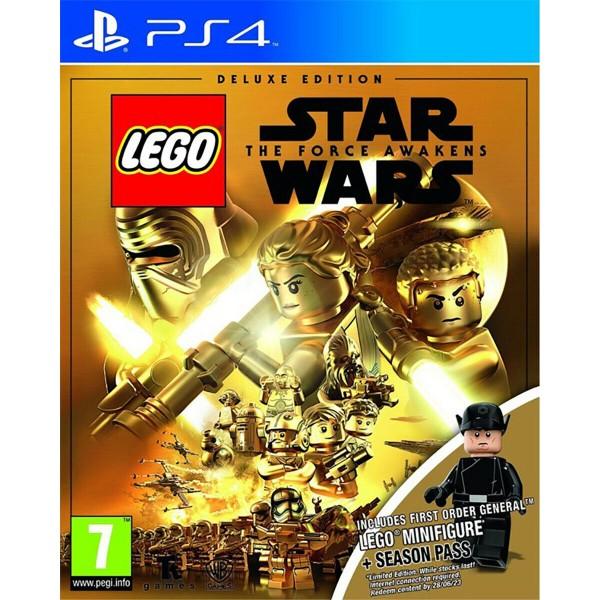 LEGO Star Wars Das Erwachen der Macht Deluxe Edition mit Minifigur EU-Version multilingual