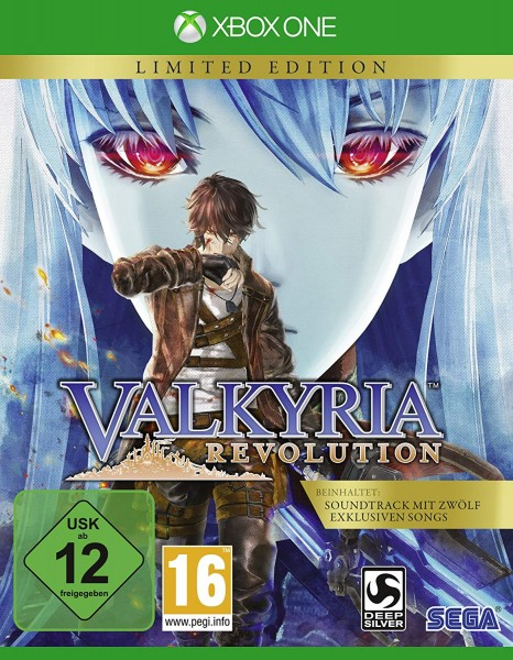 Valkyria Revolution Limited Edition [Xbox One]