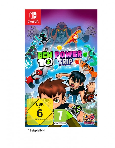 Ben 10: Power Trip [Nintendo Switch]