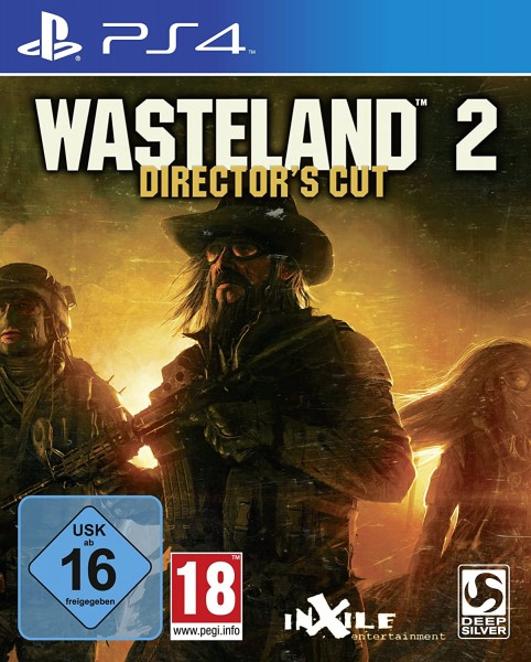 Wasteland 2 Directors Cut [PS4]