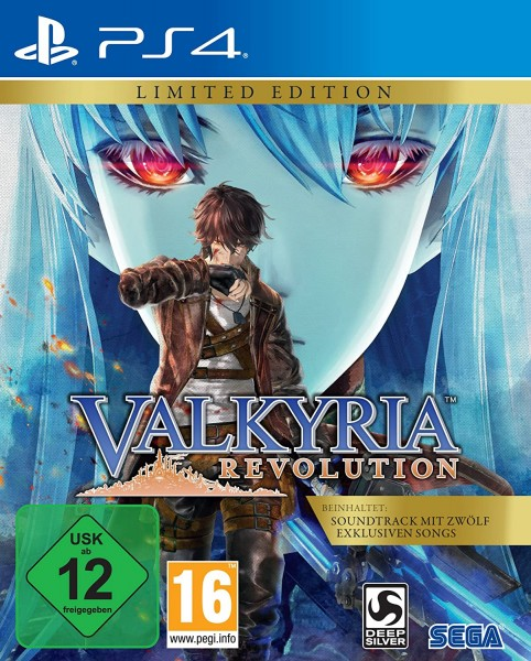 Valkyria Revolution Limited Edition [PS4]