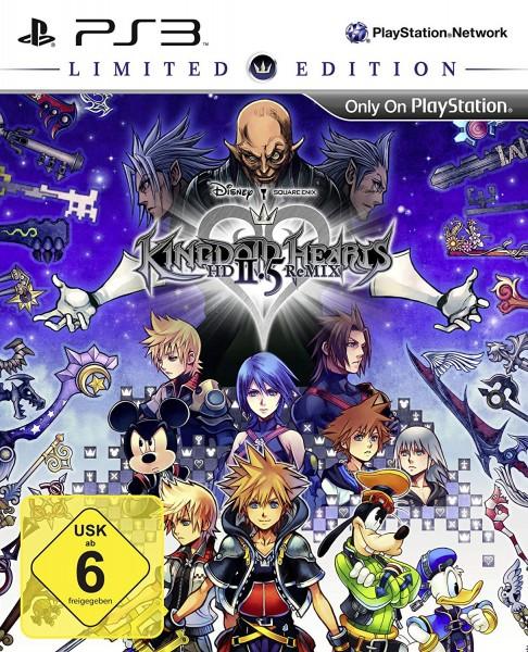 KINGDOM HEARTS HD 2.5 ReMIX - Limited Edition PS3