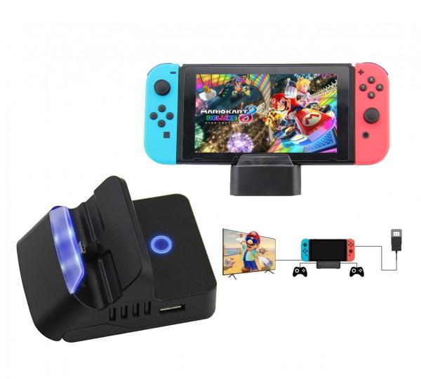 Multifunktions Dockingstation N-Switch passend für Nintendo Switch